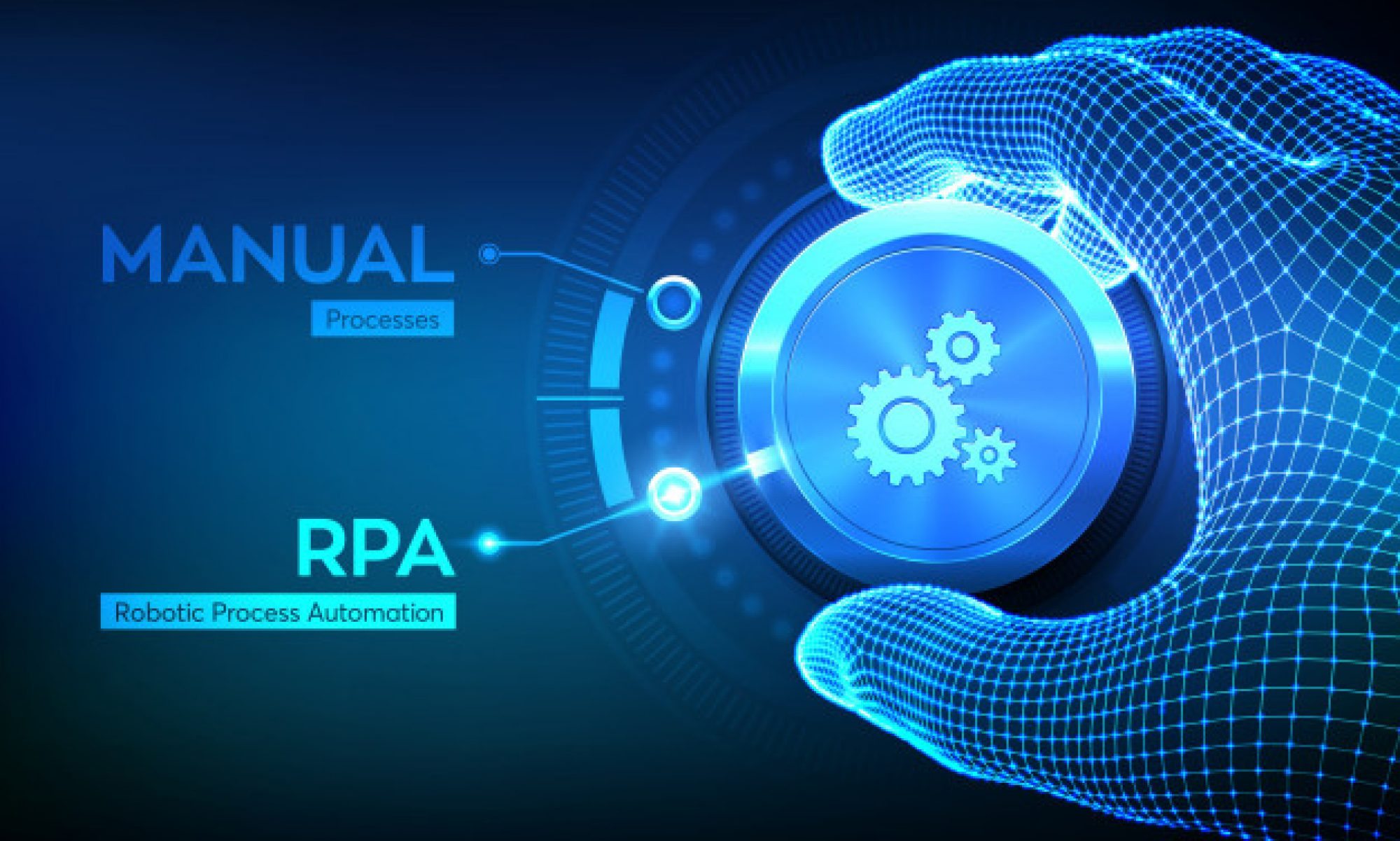 Folyamat automatizáció és RPA bevezetés